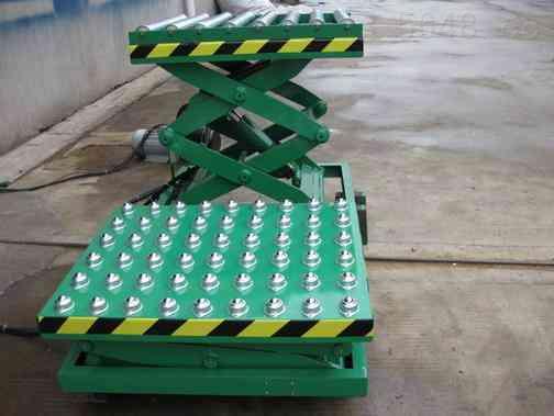 单桅柱铝合金升降机 可斜置式铝合金升降机 bdi型电瓶车载升降平台