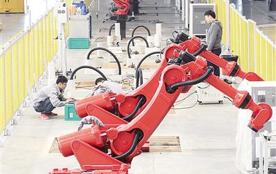 曲道奎:高端创新赢取机器人红利