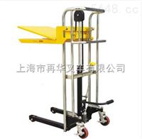 PS0415轻型手动行李堆高车 诺力液压堆高车 诺力轻型升高车