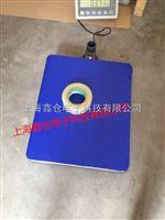 供应上海鑫仓电子台秤品牌_100公斤电子台秤精度为1g_高精度电子台秤