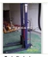 寮步手动升高车2000KG手动液压装卸堆高机