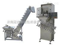 淄博ZX-C称重式颗粒包装机+粗粮包装机价格7000元=冠邦机械