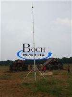 BC-030避雷针升降杆 车载升降杆 倒伏式升降杆 云台升降杆